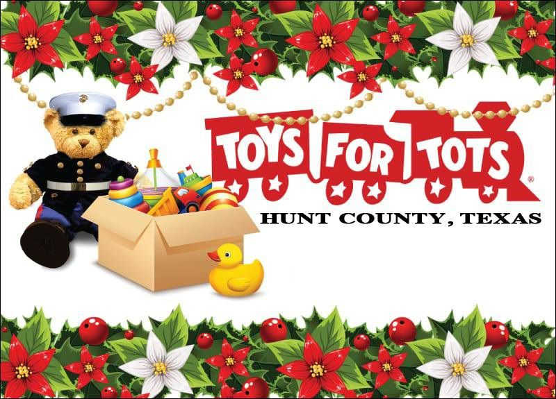 Toys For Tots Accepting Donations This Week At Greenville