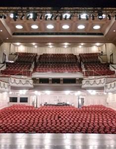 Eccles theatre also the ellen celebrating cache valley   cultural center rh hjnews
