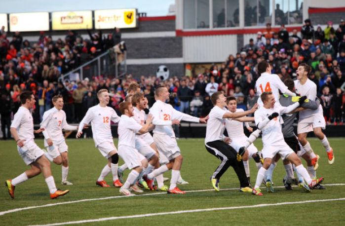 WIAA State Boys Soccer Jere Bauer III Stars As Oregon