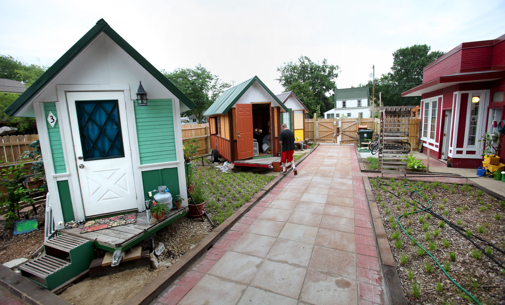 Occupy Madison S Tiny Houses Village Looking To Add More