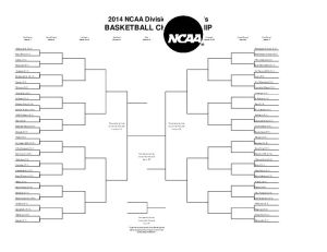 Pdf : 2014 NCAA Women's Division III tournament bracket