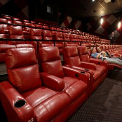 Recliner Chairs Movie Theater Orange Wingback Chair Slipcover Marcus Point Cinemas Adding Oversized Recliners To All 15