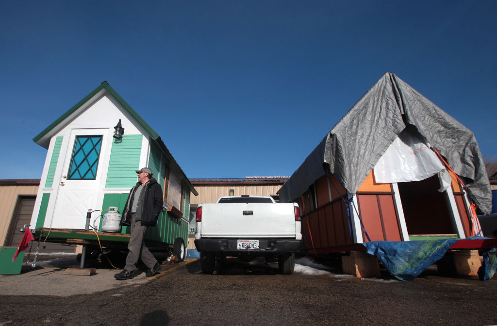 Tiny Houses For The Homeless Is Growing Into A National