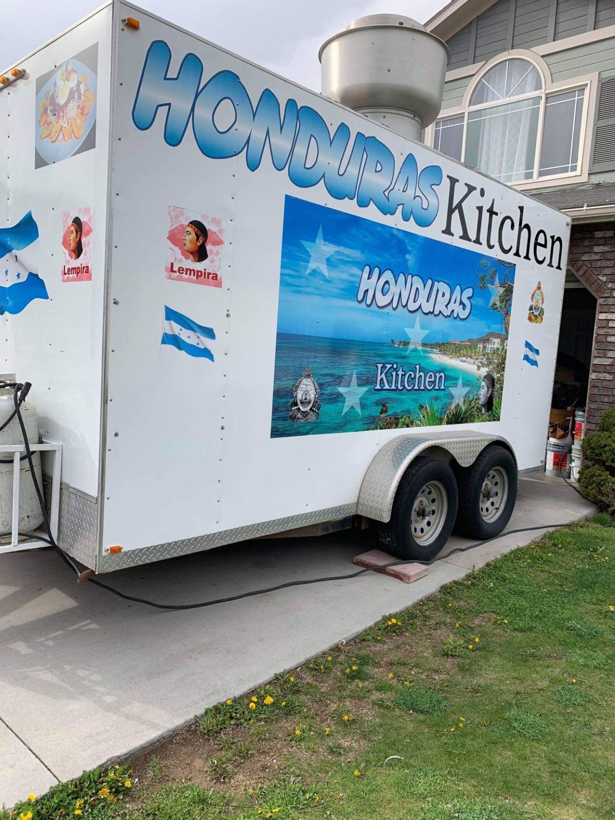 New Nampa food truck Honduras Kitchen Idaho opens