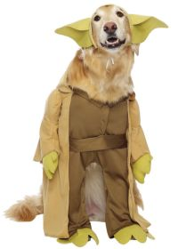 Pics For > Yoda Dog Costume