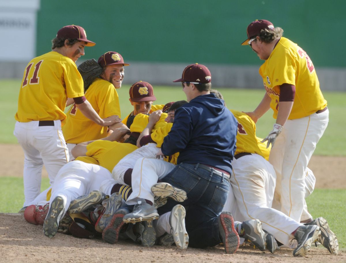 Trojan Triumph Nampa Christian Baseball Wins Seventh