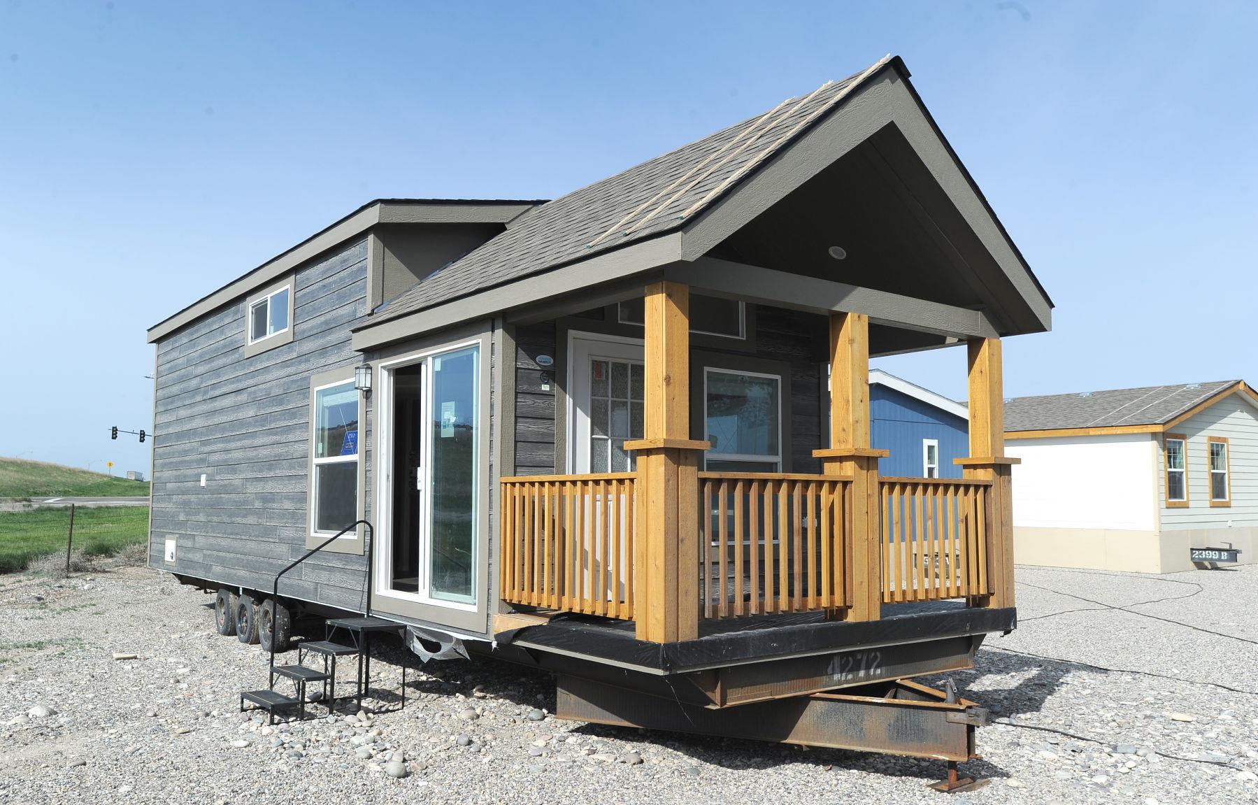 Living Small Tiny Home Craze Has Come To East Idaho