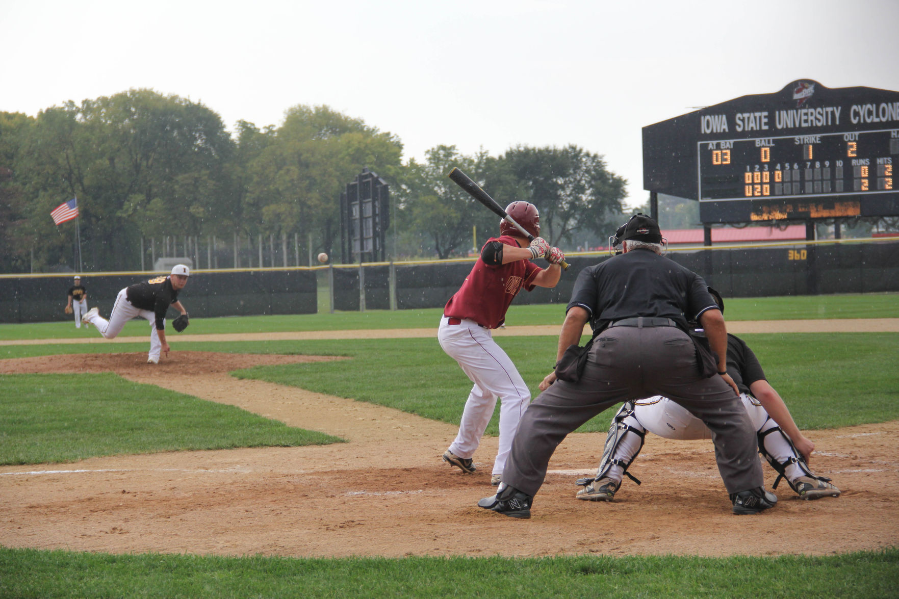 Club Baseball Games Canceled This Weekend Sports