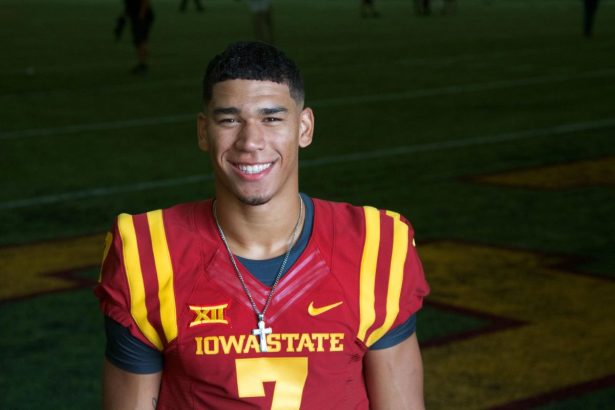 Allen Lazard Prepares For One More College Season And NFL
