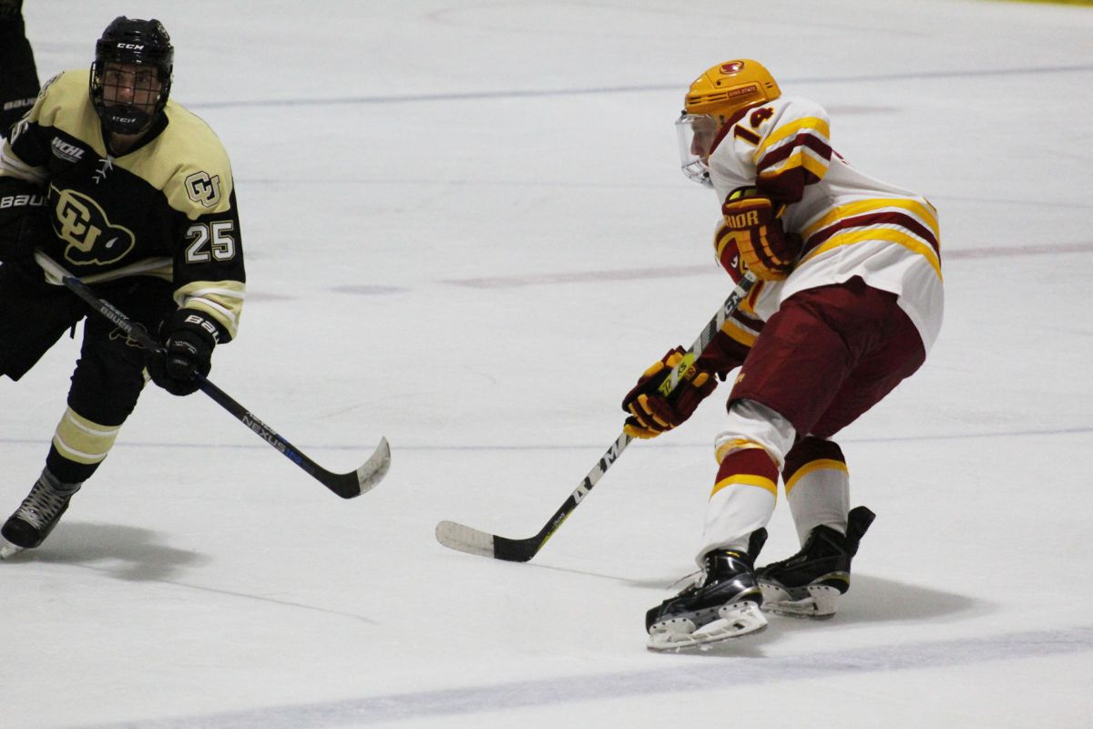 Cyclone Hockey Plagued By Penalties Downed By Illinois