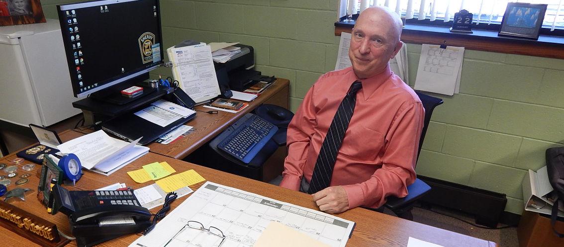 Tompkins County Sheriff Ken Lansing