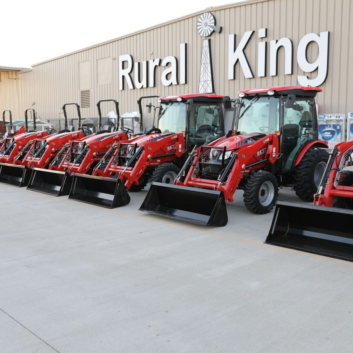 small resolution of rural king tractor line launched