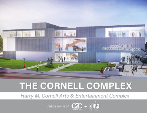 The Cornell Complex plans