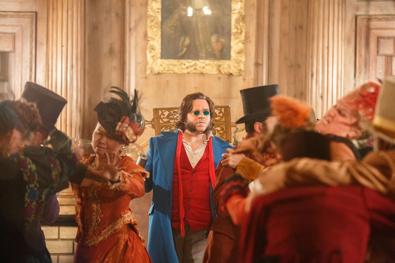 Roush Review Sherlockian Slapstick In Year Of The Rabbit