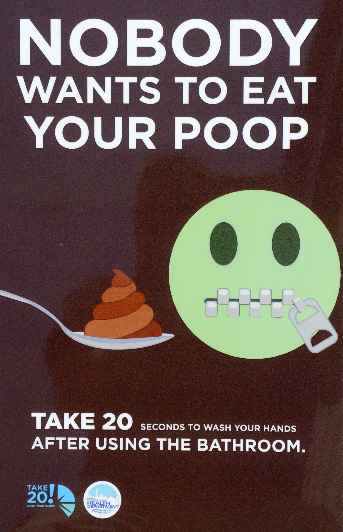 Health Advocates Hope Talking About Poop Might Get