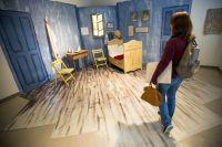 UNL art students convert Van Gogh's 'Bedroom' to study ...