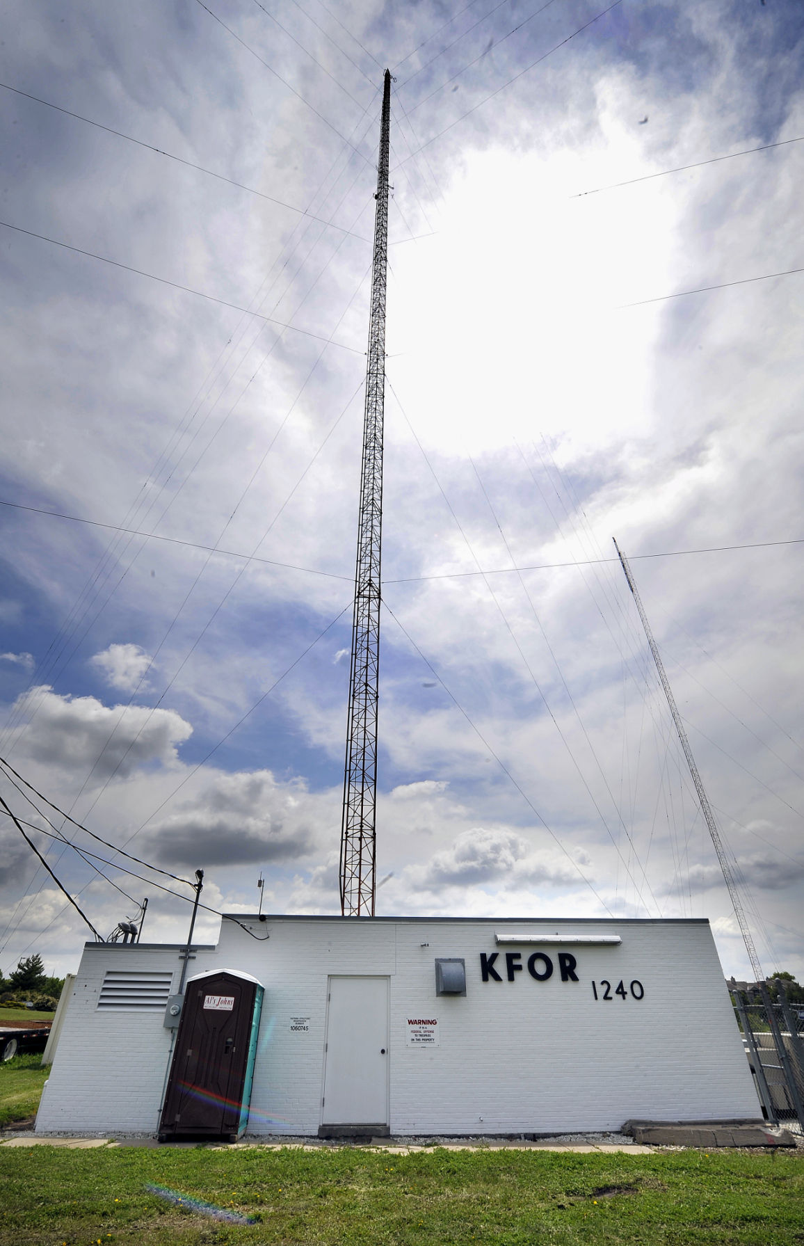 KFORs Cold War Bomb Shelter About To Go Off The Air