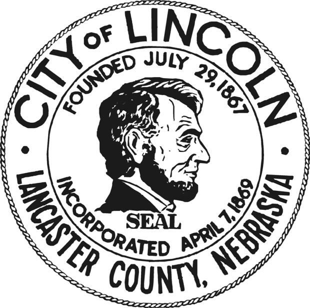 City of Lincoln seal : Lincoln, NE Journal Star