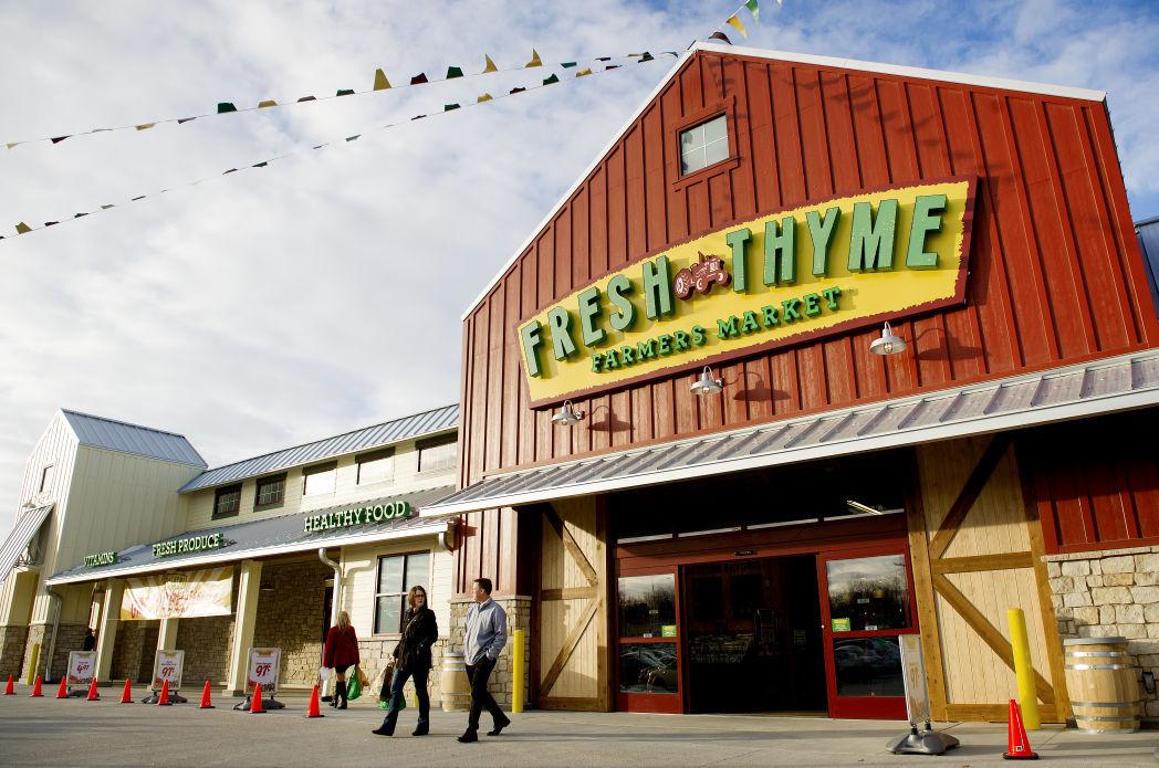 Fresh Thyme Farmers Market Lincoln Ne