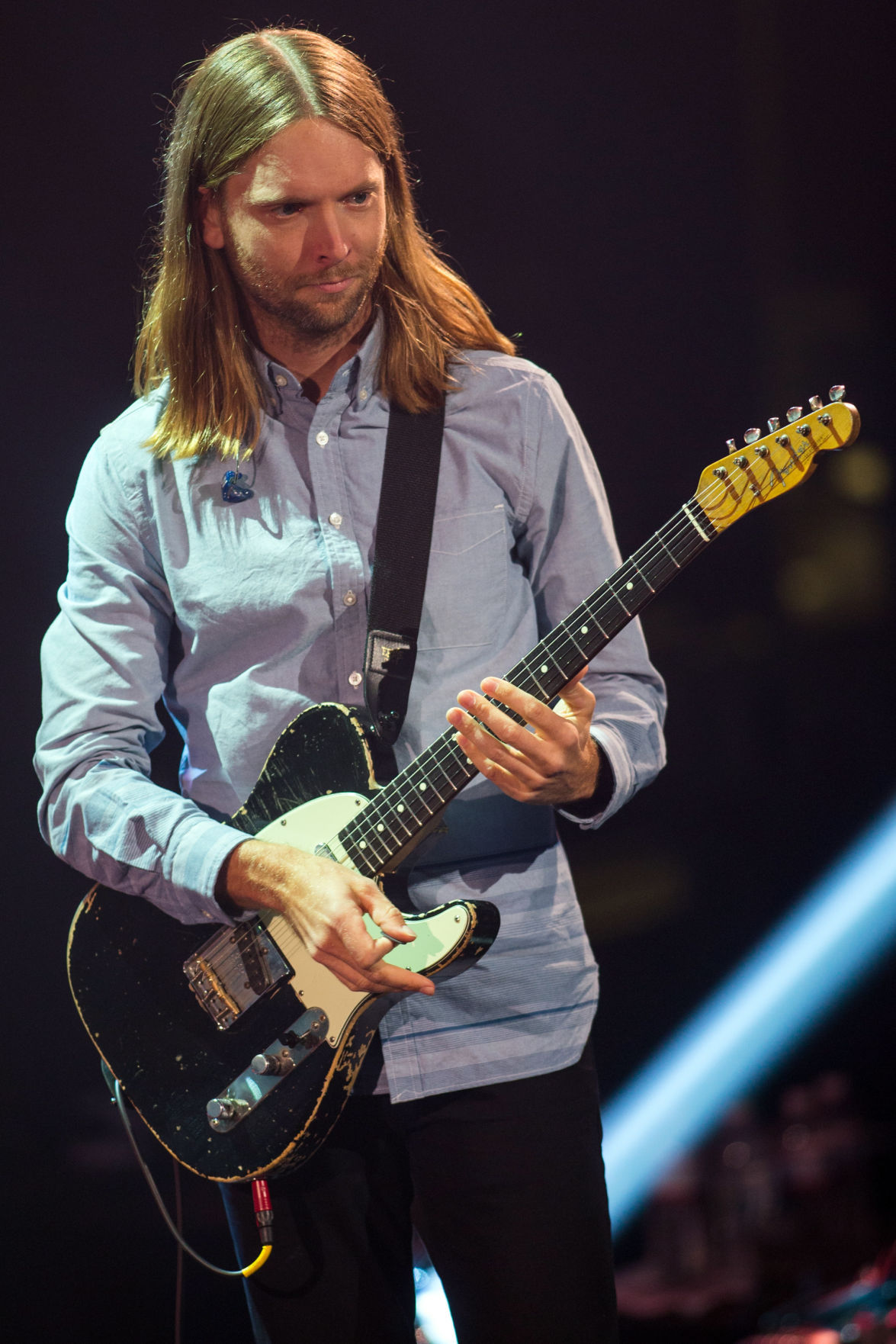 Maroon 5s James Valentine Back In Lincoln For Concert
