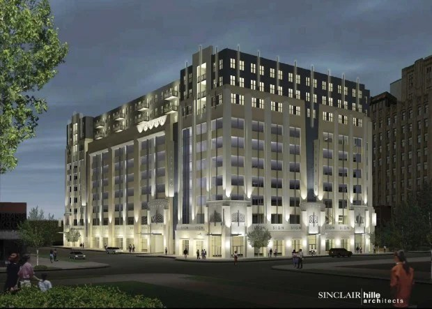 Parkhaus apartments in Catalyst building drawing early interest  Local  journalstarcom