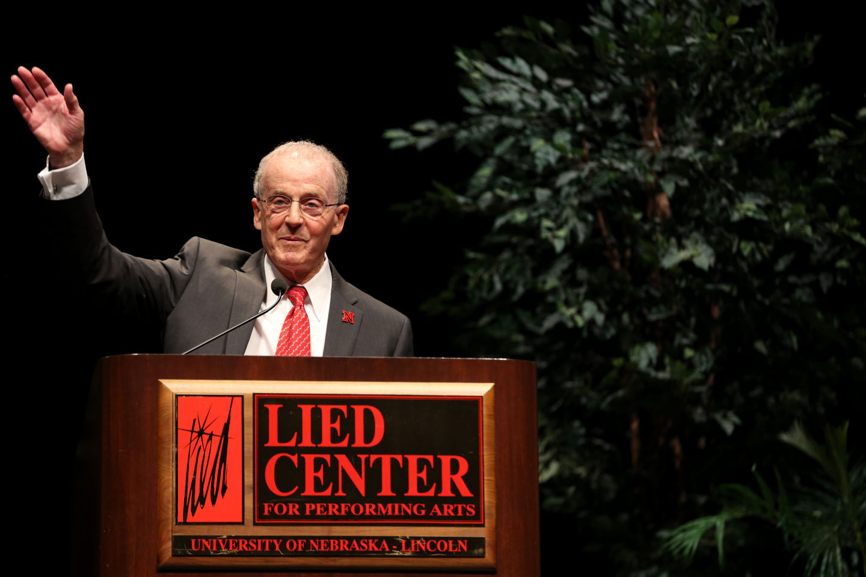 Harvey Perlman, State of the University