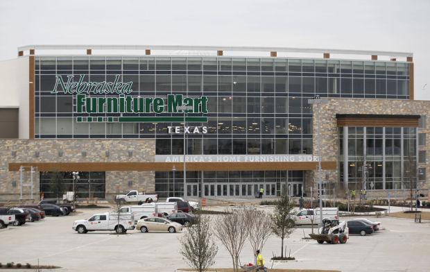 Nebraska Furniture Mart In Texas Redefines Big Box Local