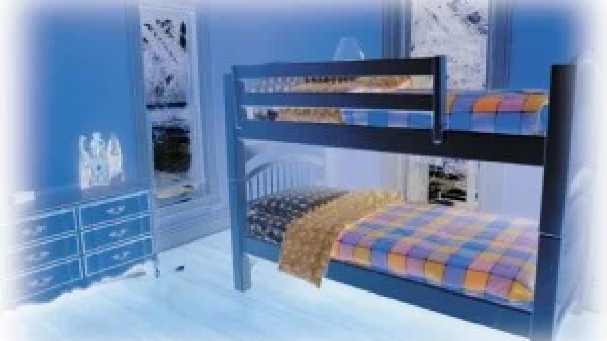 bunk beds can come with a surprising