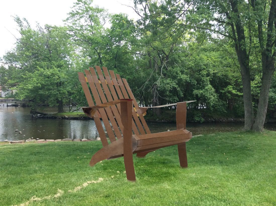 new river adirondack chairs best affordable office chair waterford youth wants to build two oversize