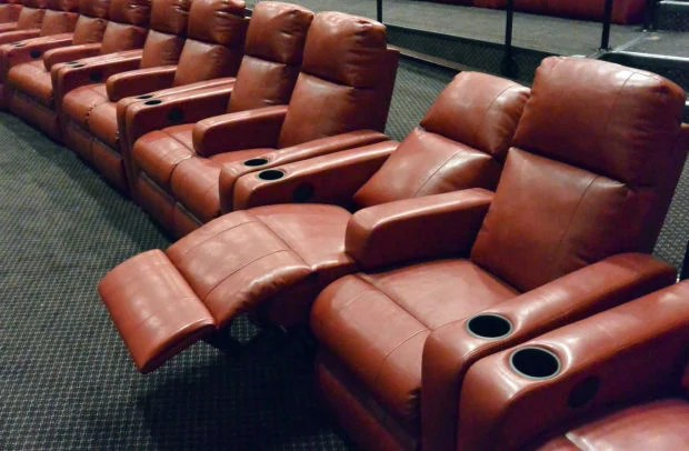 Image result for theater reclining seats