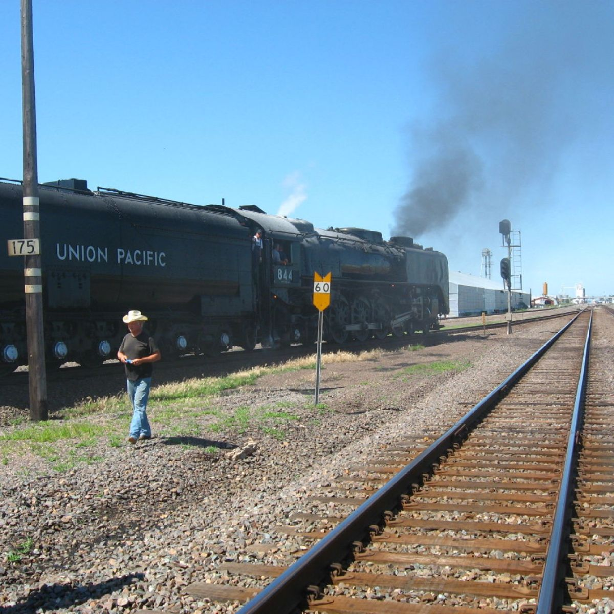 transcontinental railroad tour includes