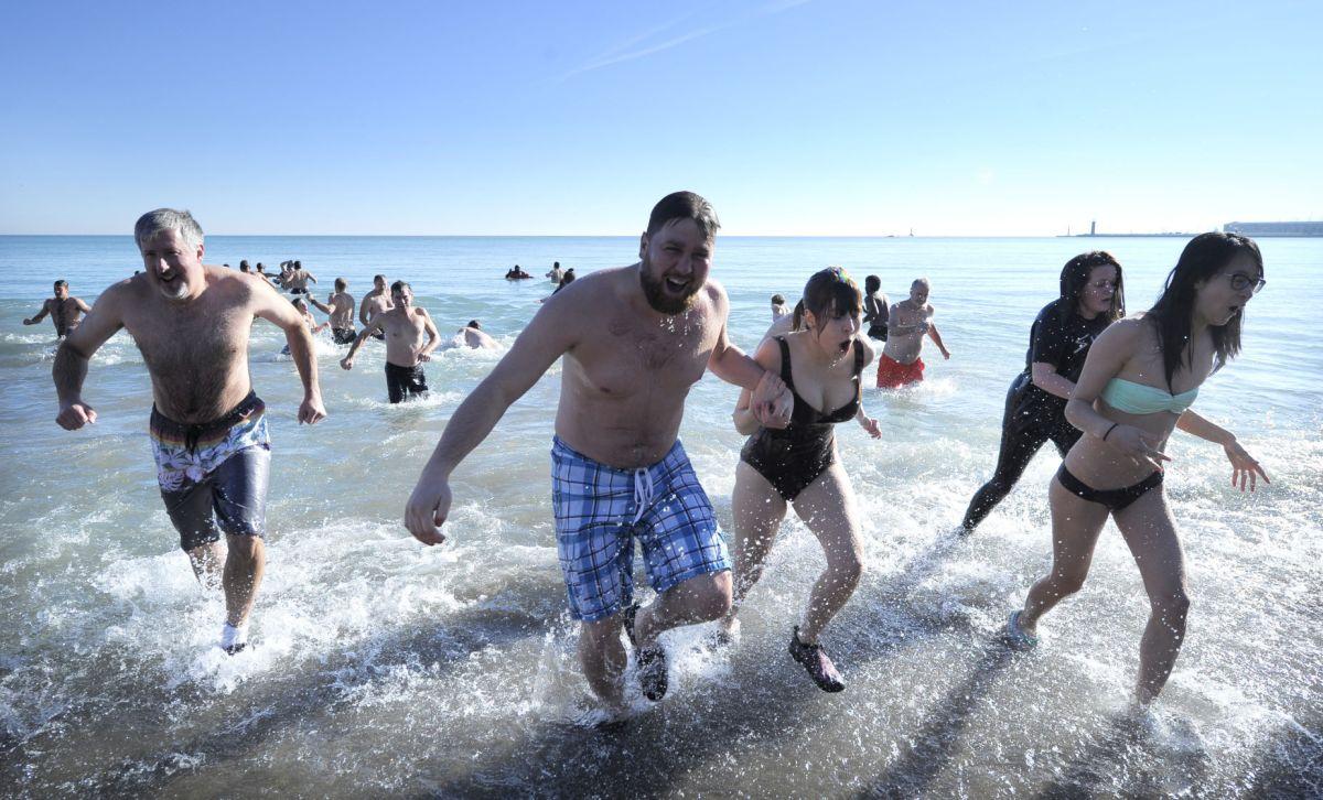 Safety concerns scrap annual Polar Plunge Local News