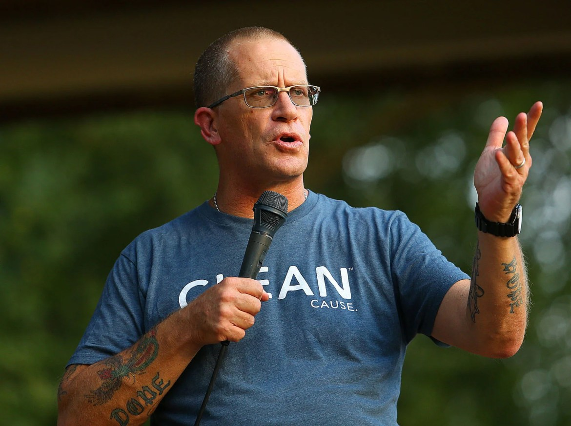 'Dope to hope': Addiction recovery advocate confronts local drug crisis