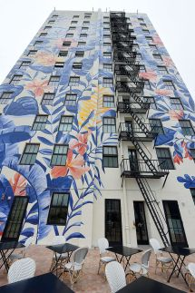 Updated Hotel Figueroa Development