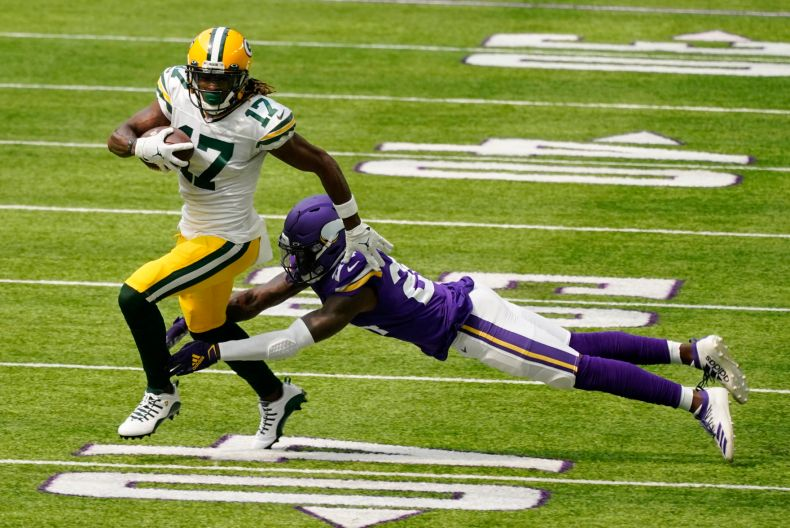 For Packers' Davante Adams, 'beautiful game' — and record-tying performance — were days in the making | Pro football | madison.com