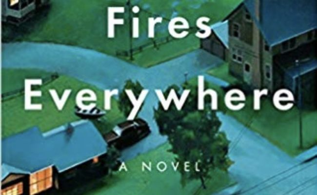 Author S Little Fires Everywhere Is Spreading Like