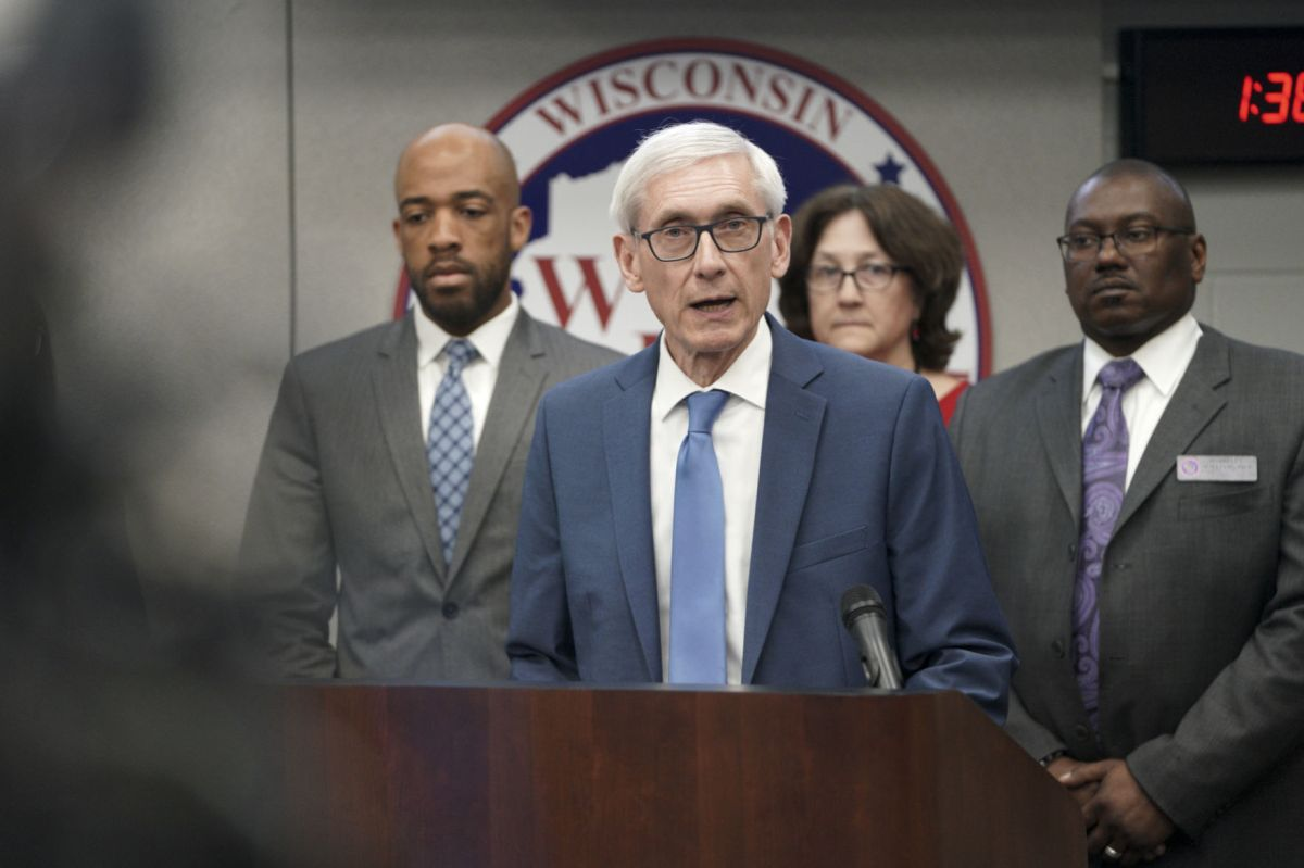 Tony Evers orders all Wisconsin schools to close amid COVID-19 ...
