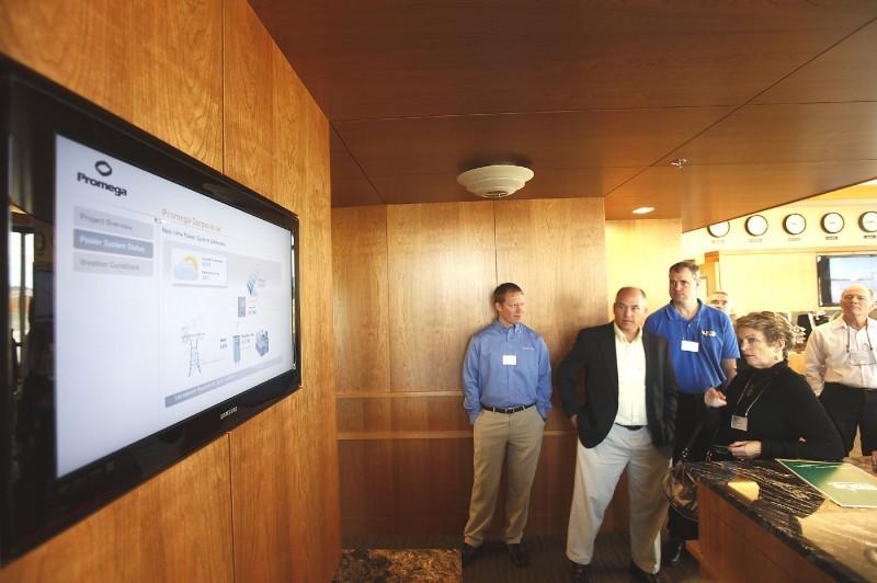 New hangar promises new energy efficiencies at Promega   Business News   madison.com