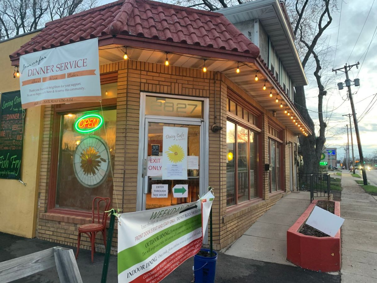 Curbside review: Daisy Cafe is the perfect Mother's Day destination | Dining reviews | madison.com