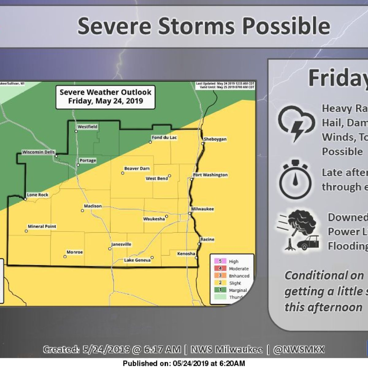 update winds up to 50 mph could hit madison as storms lash the region local weather madison com [ 1200 x 1200 Pixel ]