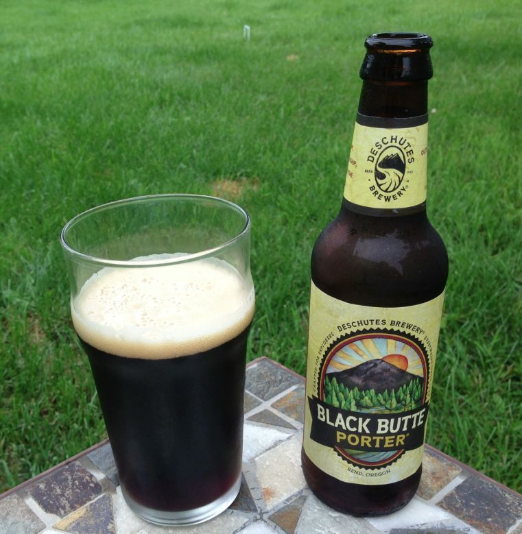 red chair nwpa clone sainsburys garden covers beer baron porter shines in deschutes eagerly anticipated black butte