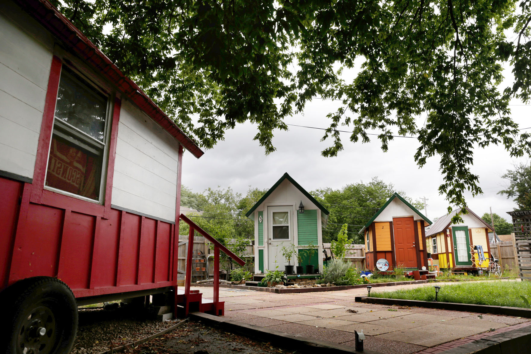 Occupy Madison S Tiny House Village Seeks Funds To Expand