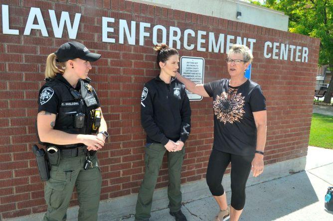 Mini-Cassia residents organizing walk to thank law enforcement   Mini-Cassia News   magicvalley.com