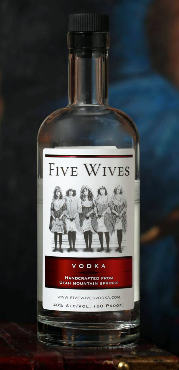 Five Wives Vodka Ban Makes 2013 Censorship List