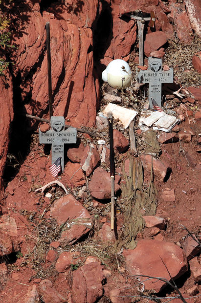 Remembering Those Who Died In The South Canyon Fire