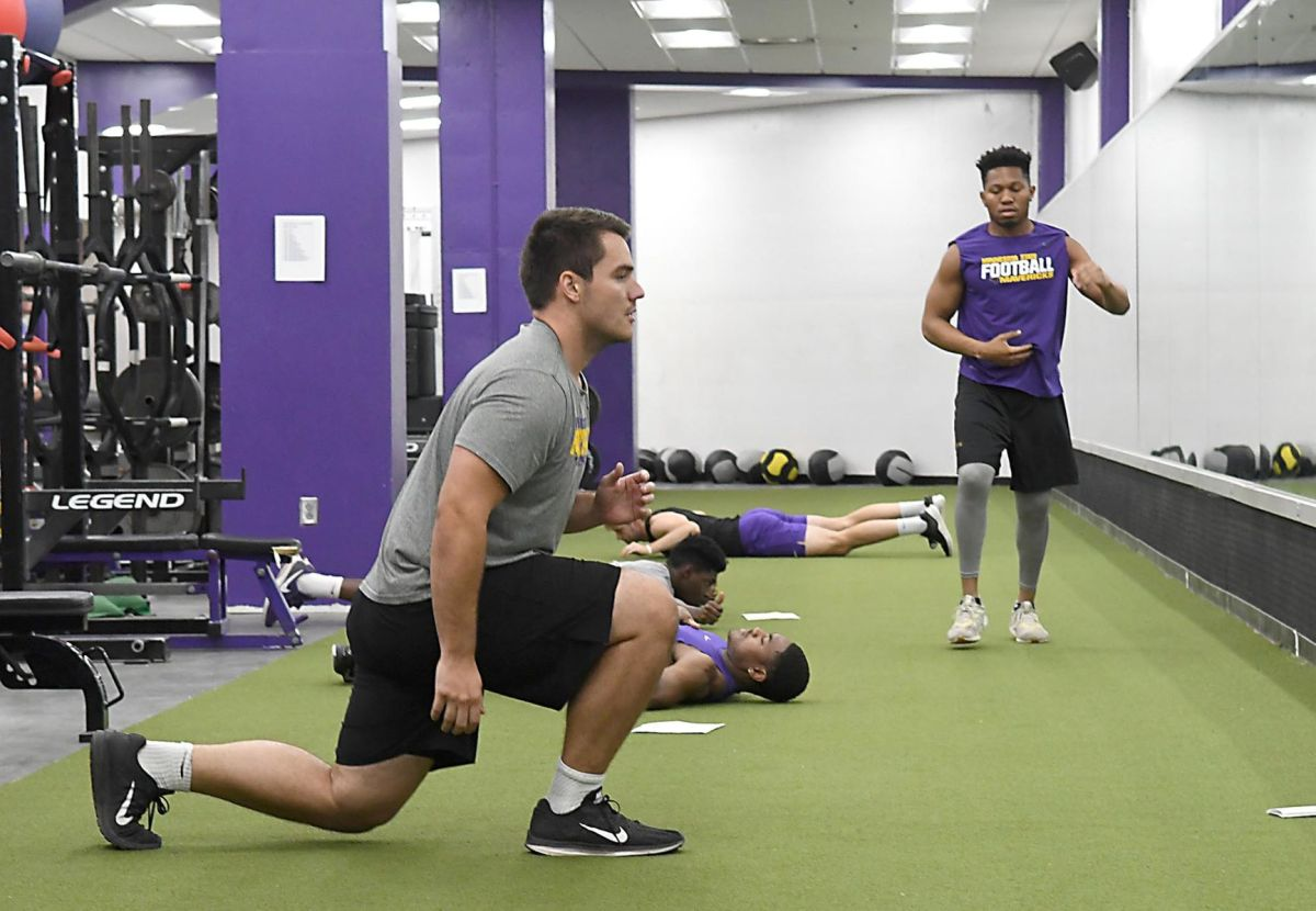 MSU athletes return to weight room for workouts   Local ...