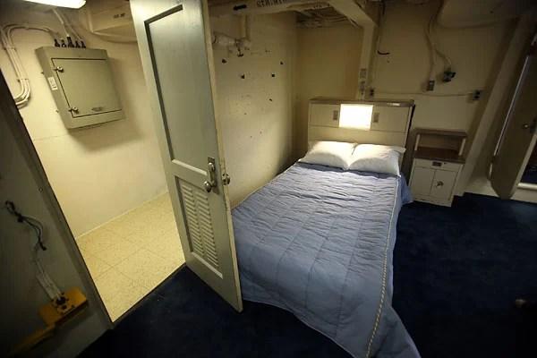 Battleship Wisconsin opens doors for inside tours  Top