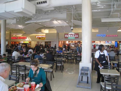 NEX Norfolk reopens newly renovated food court   Quarterdeck   militarynews.com