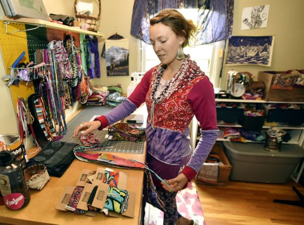 Internet Local Artist Sell Upcycled Clothing