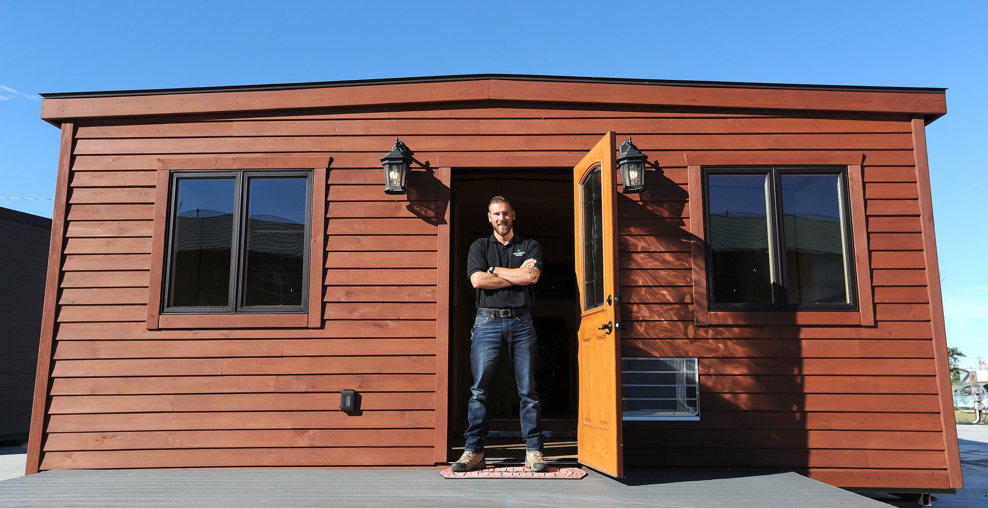 Billings Company In The Tiny Home Business State And